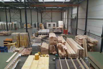 Ontwerp en productie van dak- en gevelelementen